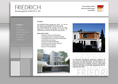 Friedrich Baumanagement